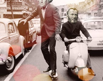Presidents on Wheels (print only)