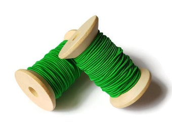 Green elastic son 1 mm