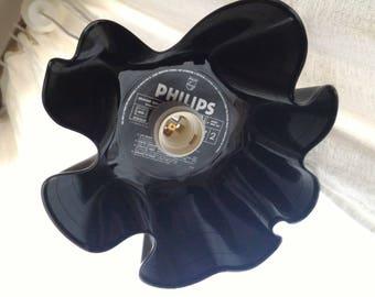 Suspension vinyl 33 lovers. Original lamp white version