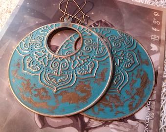 Large Gypsy earrings