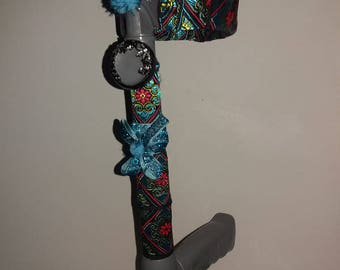 Custom walking stick