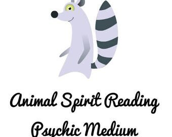 Spirit Animal Reading
