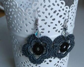 Mouse earrings