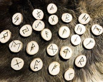 Rune set - old Futhark-