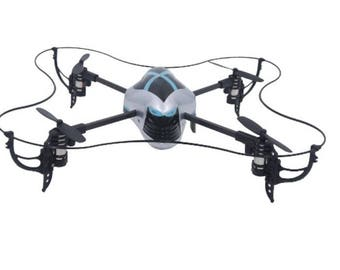 Braha iCon Fly X9- Smartphone Control Quad Copter Drone Bluetooth Outdoor RC
