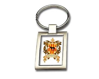 Catalan style keychain