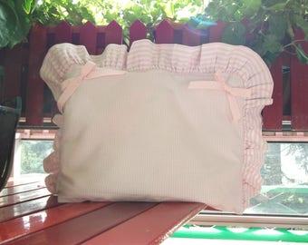Cotton white series 2 Cushion cover