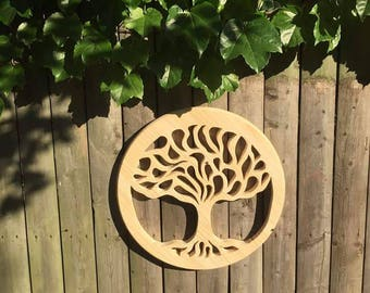 Tree of life (hand crafted)