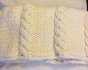 Hand knitted Choker