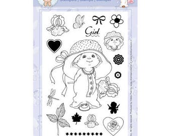Stamp small fille_TMH970301