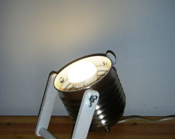 Lighthouse night lamp, upcycled ' atypical