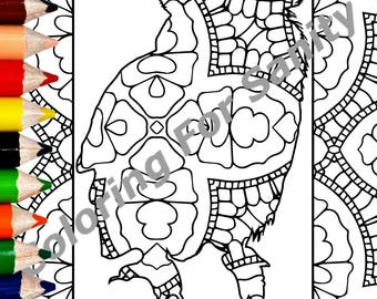 Wise Owl Printable Coloring Page