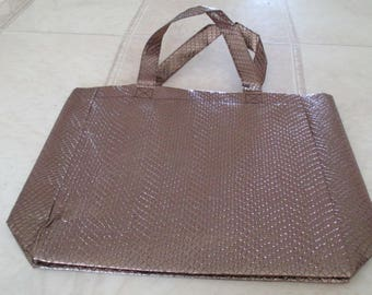 reinforced and lined bag