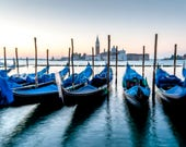 Gondola's Venice...