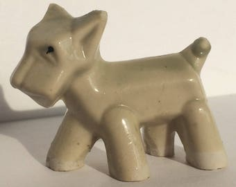 Blocky Terrier, Vintage Made in Japan