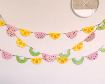 Fruity Banners