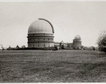 View Across the Meadow to the Observatory