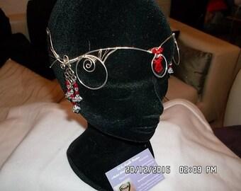 Celtic headdress, tiara and headband