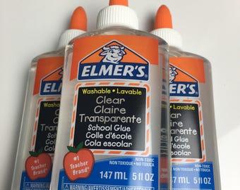 Clear glue 3 pk