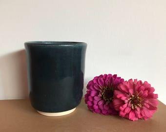 Blue 8oz Cup
