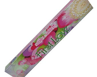 First Love Incense Sticks