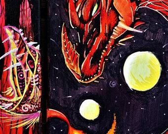 Dragon [Print]