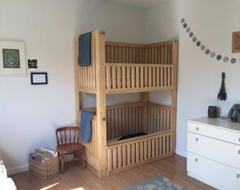 Bunkbed Cribs