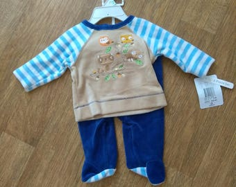 NWT Absorba Baby Outfit