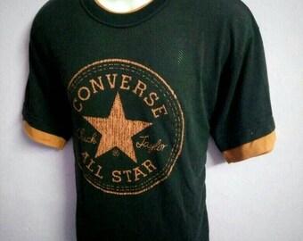 Converse T Shirt Converse All Star Chuck Taylor Vintage Big Logo