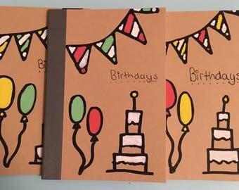 Birthday Planner
