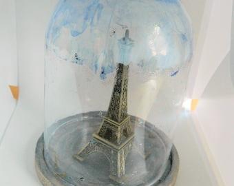 """Bell """"Paris under the ice cream"""""""