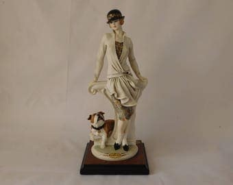 "Florence ~ Giuseppe Armani Figurine ""Brief Encounter"" 0167C Limited Edition"