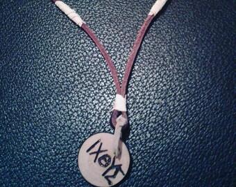 Ichthys necklace