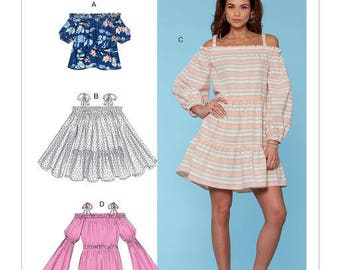 New summer 2017 Mc Call's M7563 sewing pattern