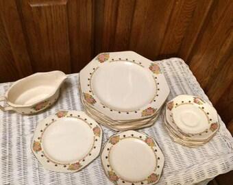 Antique Dishes