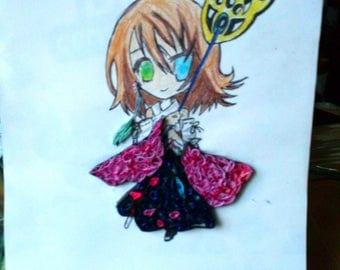 Yuna final fantasy creation