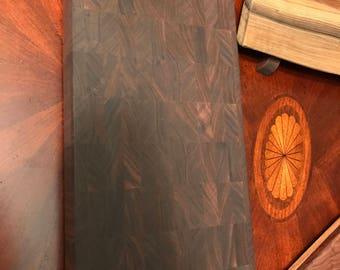 Black Walnut Endgrain Cutting Board