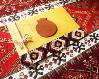 Armenian Traditional Ornaments/Cards/ Garnet/ #MemoriesfromArmenia