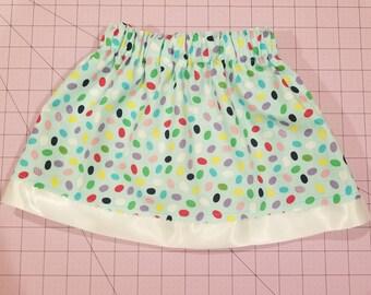 Easter Toddler Play Skirt