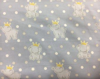 nursery fabrics, boy fabrics, fabric by the yard, cotton fabric, safari fabric, safari nursery, boy nursery, elephant fabric, baby boy