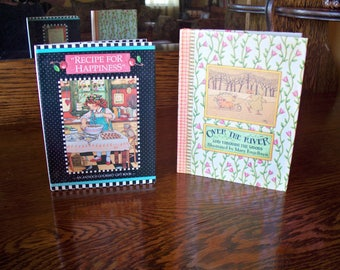 2 Mary Engelbreit's Recipe Books