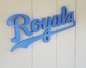 Kansas City Royals decor