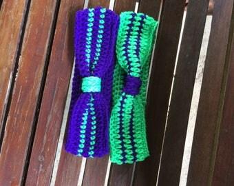 Crocheted Head Bands