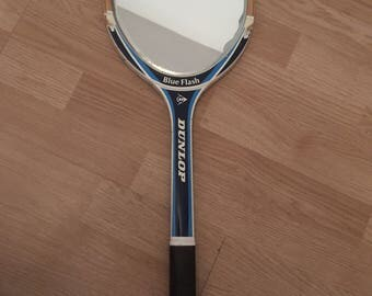 Dunlop Blue Flash Racket Mirror