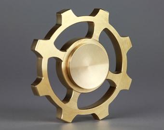 Flare - Gear fidget spinner