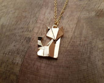 Necklace Fuchs Gold