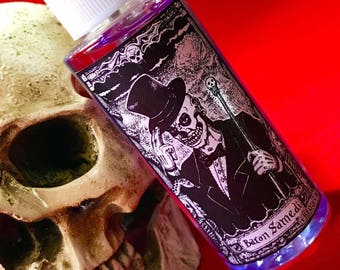 ESOTERIC COLOGNE 50ml papa legba - baron samedi - erzulie Ritual Wicca Spell Witches Witchcraft Perfume Sexual