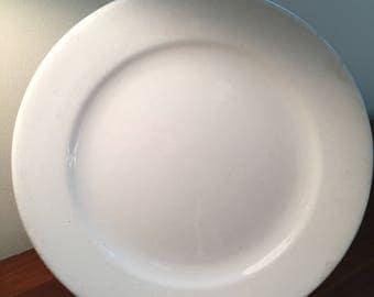 J&G Meakin Ironstone Dinner Plate