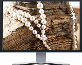 Jewelry Artist Studio Boutique E-Commerce Shopify Website Design