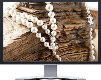 Jewelry Artist Jewelry Studio Boutique WordPress E-Commerce Website Design